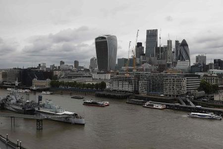 Brexit envoy warns: France using Brexit to weaken City of London