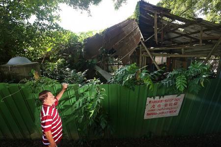 Pulau Ubin kampung houses to be restored