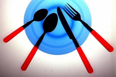 Weird ways to eat less