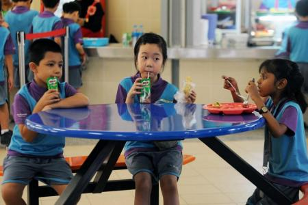 All mainstream schools now offer healthier food choices