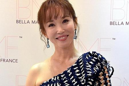 Fann Wong went from 10-step beauty routine to bare basics