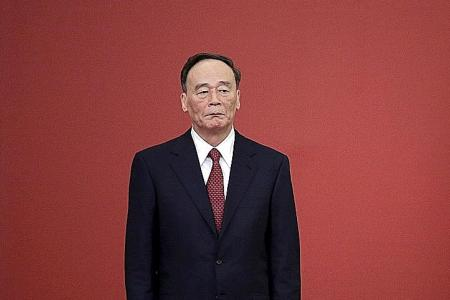 China's top graft-buster attacks party members