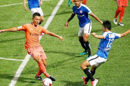 Rejuvenated Albirex ready for more club glory