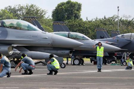 Tengah Air Base to be expanded