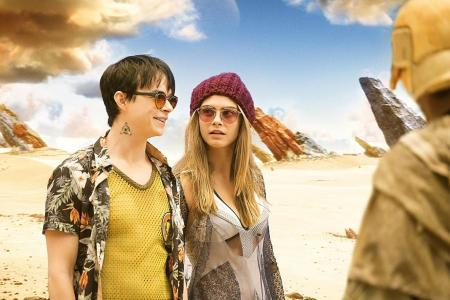 Movie Review: Valerian is all looks and no substance