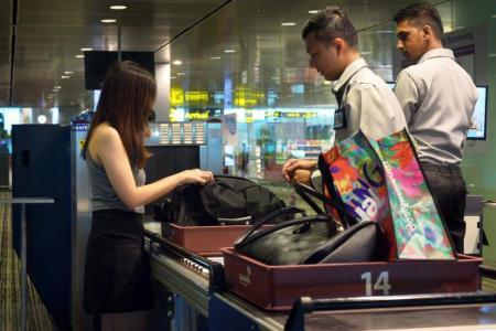 Stiffer checks at Changi for non-stop US flights