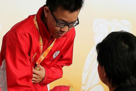 Mikkel bags two more golds at Asean School Games