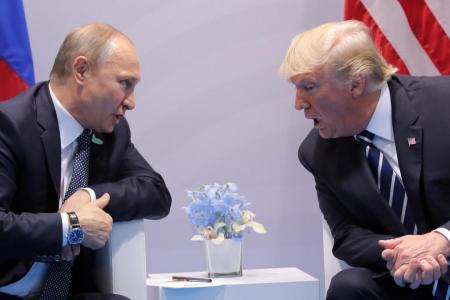Trump mulling Russia investigation pardons