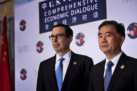 US and China fail to agree on trade issues
