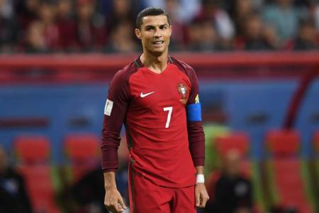 Ronaldo in town to sign endorsement deal