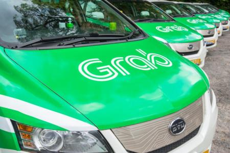 Singapore soon to be Grab's largest cashless payment market