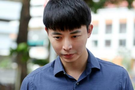 Actor Aloysius Pang fined $2,000, banned from driving