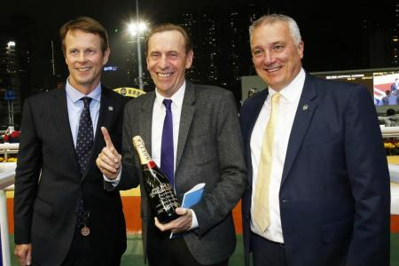 Record $203 million prize money for new HK season