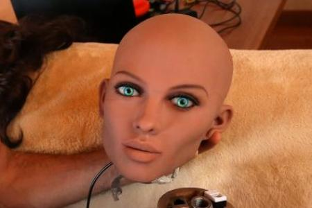 Sex robots: Boon for the lonely or a sexist tool?