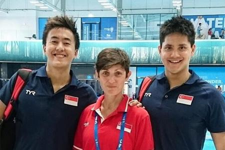 Schooling, Quah fired up for Worlds