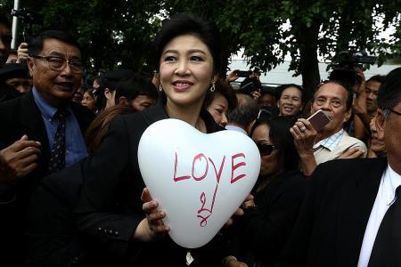 Yingluck verdict set for Aug 25