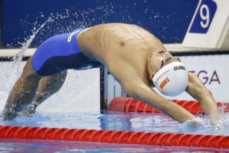 Quah: I'll definitely be better in the 200m fly