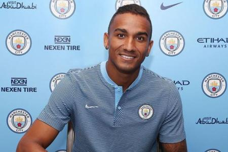 Danilo: It's my ambition to play for Guardiola