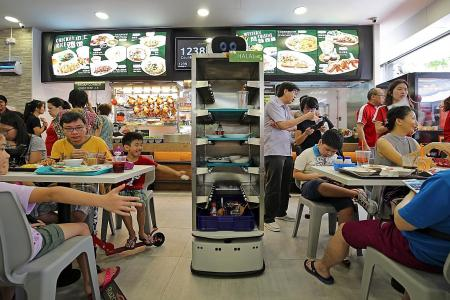 Coffee shops get smart to beat labour crunch