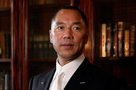 Chinese minister sues billionaire over 'false' claims