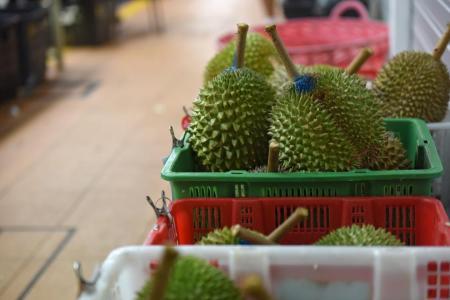 Durian prices reach 33-year high