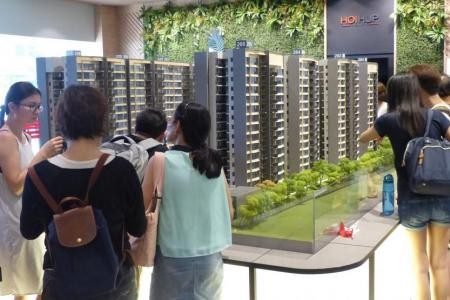 Hundred Palms is most oversubscribed executive condominium in history