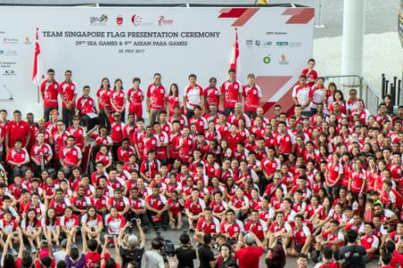 Singapore won't take over as 2019 SEA Games host