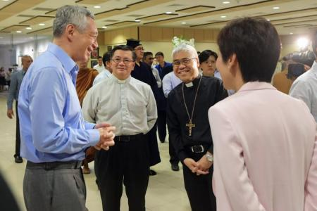 'Exclusivist views' must not take root: PM Lee