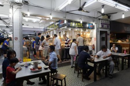 Business unaffected by brawls, says porridge restaurant manager