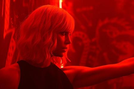 Charlize Theron takes biggest beating for Atomic Blonde