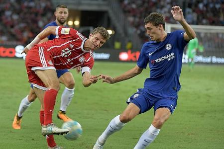 Neil Humphreys: Chelsea's defence a worry for Conte