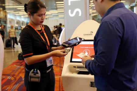 Cardholder must be present with credit card at check-in