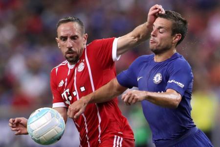 Azpilicueta: Bayern were the better team
