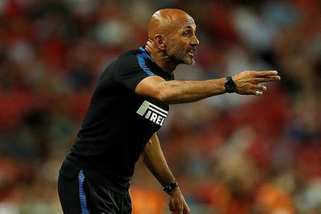 Spalletti sees signs of revival