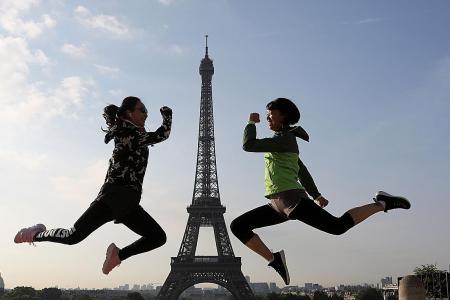 Paris' tourism revival