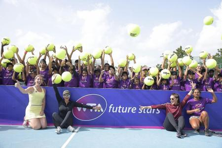 Sania helps push tennis forward
