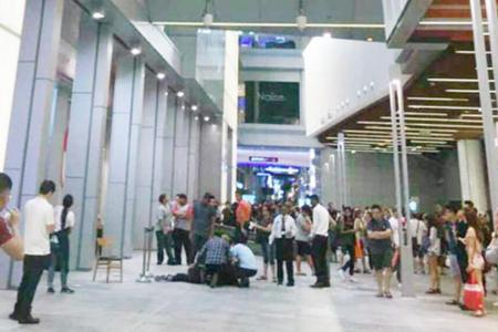 Teen who died from fall in Orchard Central known to perform stunts