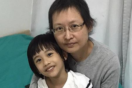 Mum with cancer loses subsidies for raising funds