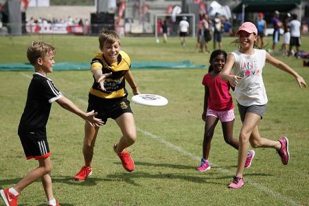 More sports on offer for second edition of GetActive! Singapore