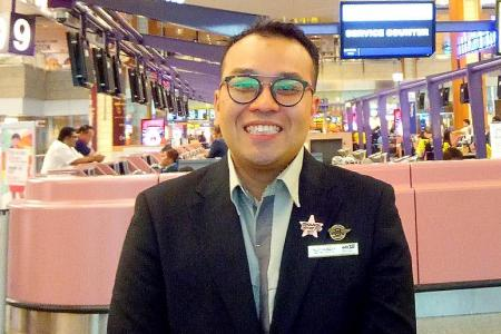 Changi Airport security supervisor finds, returns $30,000