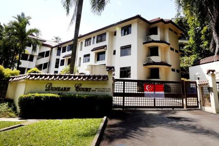 Dunearn Court asking price 75% above unit value
