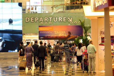 More arrested for misuse of boarding passes at Changi airport