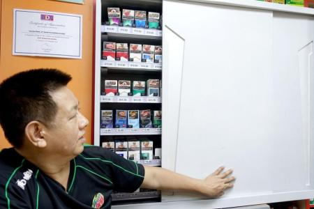 Cigarette sellers ready for display ban but fear drop in sales