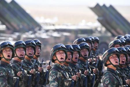 Xi orders army to 'unswervingly' serve Communist Party