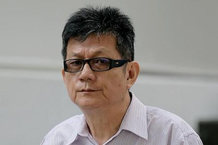 Retired poly lecturer jailed for inciting violence online