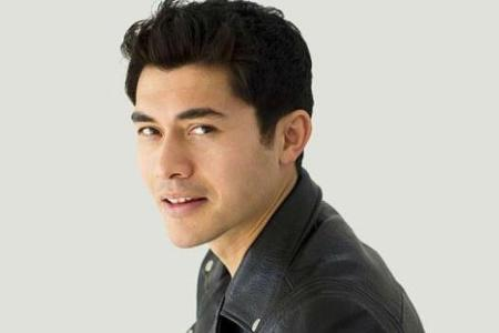 Singapore-based actor-host Henry Golding in another Hollywood movie