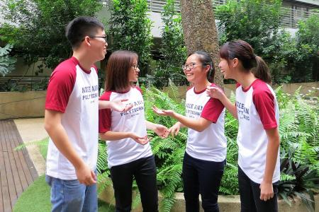 Get inspired on Nurses' Day by these nursing students