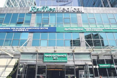 Raffles Medical's Q2 net profit up by 0.5%