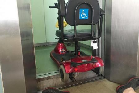 Lift that caused man's fatal fall had history of being faulty