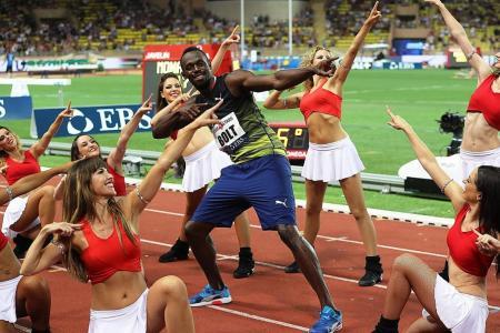 Coe likens 'genius' Usain Bolt to legendary boxer Muhammad Ali